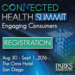 Connected Health Summit - Engaging Consumers 2016