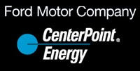 Ford Motor Company CenterPoint Energy Logo