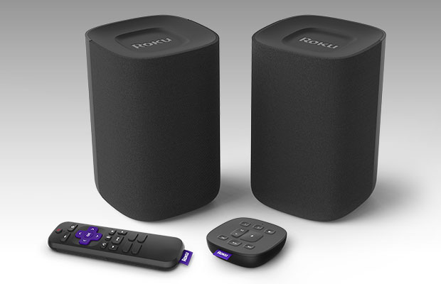 Roku Brings Audio to their Home Entertainment Network