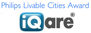Philips Livable Cities Award - iQare